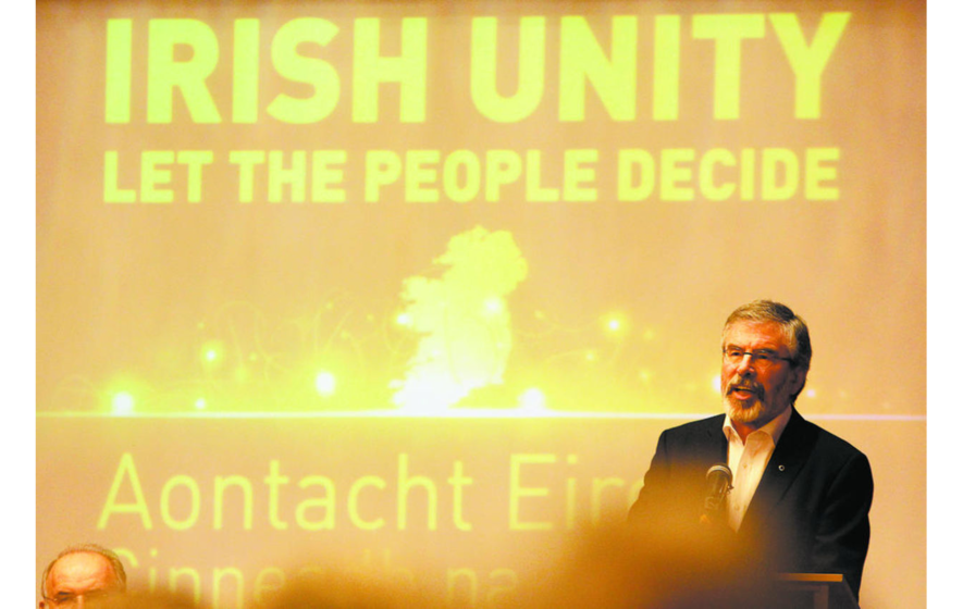 United Ireland vote would be a recipe for renewed confrontation