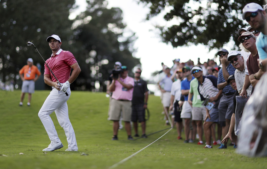 Dustin Johnson's dream season ends with disastrous -- and costly