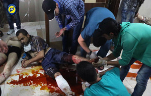 Carnage in Aleppo as at least 26 civilians killed amid UN fury over Syria 'barbarism'