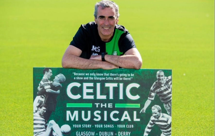 Jim McGuinness on Celtic and if he will manage GAA again