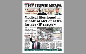 Watchdog explains no action over Alasdair McDonnell's health centre files