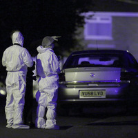 Man charged with murder after father's body found in car boot