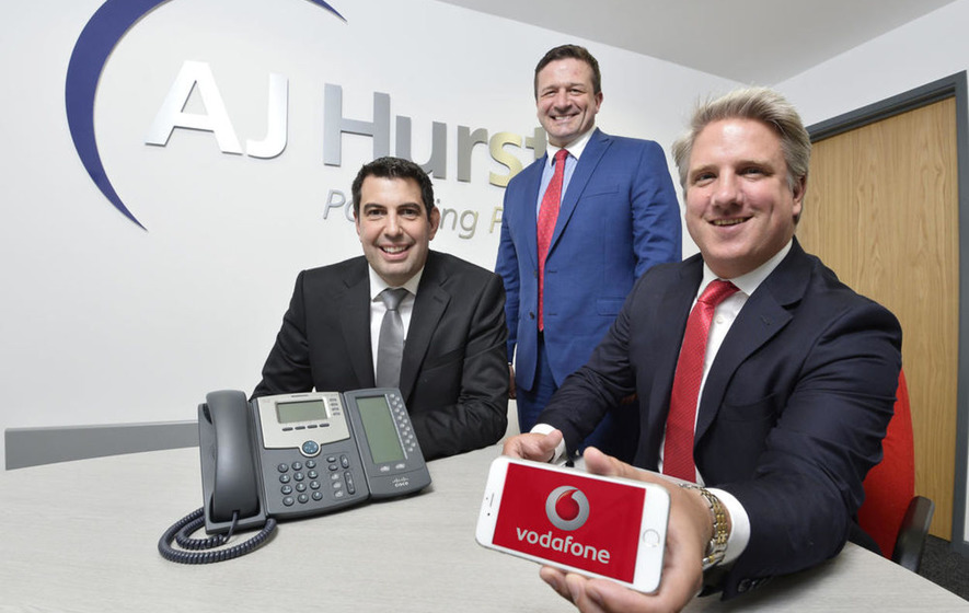 Connect Telecom authorised by Vodafone UK to instal One Net Business