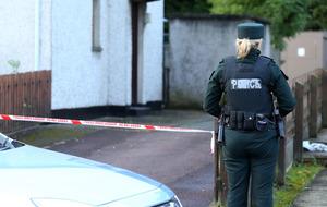 Man (44) arrested on suspicion of murder after body discovered in car in Lisburn