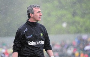 The divide in Gaelic football is getting bigger insists Jim McGuinness