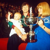 Northern Ireland Open snooker trophy to be named after Alex Higgins