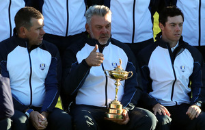 Ryder Cup: Lee Westwood turns up heat