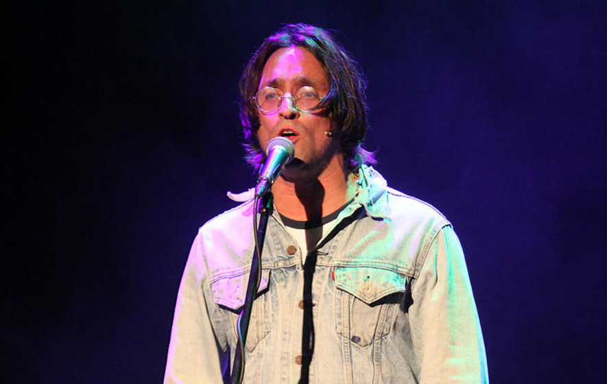 Life of Beatle John Lennon recalled in stage musical