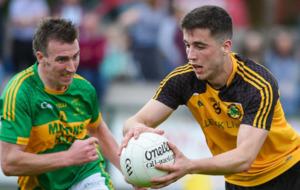 Liam Mac Laughlin hoping to help end Erne Gaels' 35-year wait