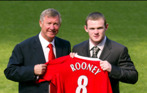 On This Day - Sep 28 2004: Wayne Rooney scores hat-trick on his Manchester United debut
