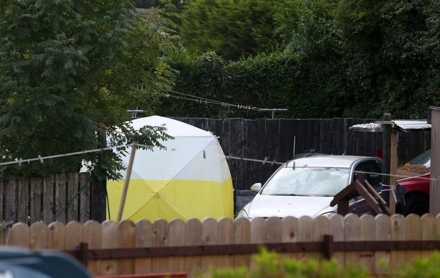 Lisburn murder victim Gerard Mulligan found inside car had 'severe head injuries'