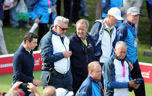 Darren Clarke embraces Ryder Cup 'underdogs' tag for Europe