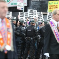 Ardoyne dispute: Garc plans separate march in protest at parading deal