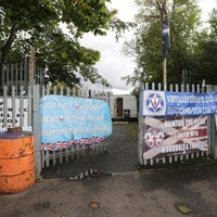 Land occupied by Camp Twaddell loyalists is up for sale by Housing Executive