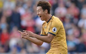 Son Heung-min the hero in Tottenham win over CSKA Moscow