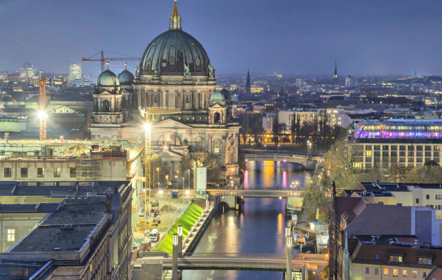 Britain and unionists could learn from Berlin experience