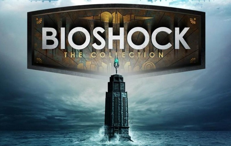 Games: The Bioshock Collection and Pro Evolution Soccer 2017