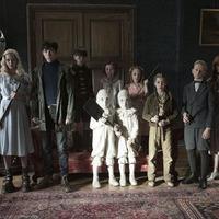 Miss Peregrine's Home For Peculiar Children sees Tim Burton in his eccentric element