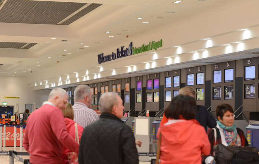 Belfast International Airport records rising profits as Ryanair expands Belfast hub