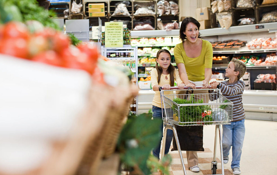 Netting a Bargain: Half-price grocery offers at Spar