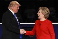 Donald Trump reopens his most damaging issues raised by Hillary Clinton during presidential debate