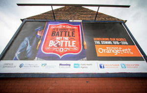 Orange Order 'battle not bottle' campaign cost £45,000 in public funding