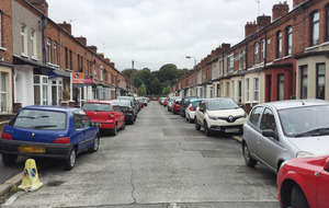 Family forced to flee rat infested Belfast home