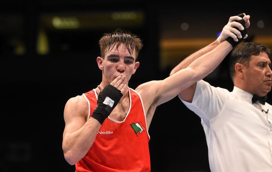 Michael Conlan and Steven Donnelly reprimanded for Rio betting