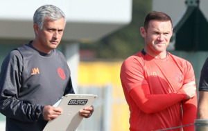 Jose Mourinho having second thoughts about Man United captain Wayne Rooney