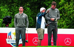 Ryder Cup Captain Darren Clarke calls on rookies to step up for Europe