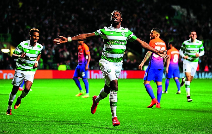 Man City made to fight for a draw at Celtic Park
