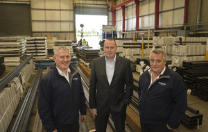 Hannon Transport moves into steel business with £5m HSBC investment