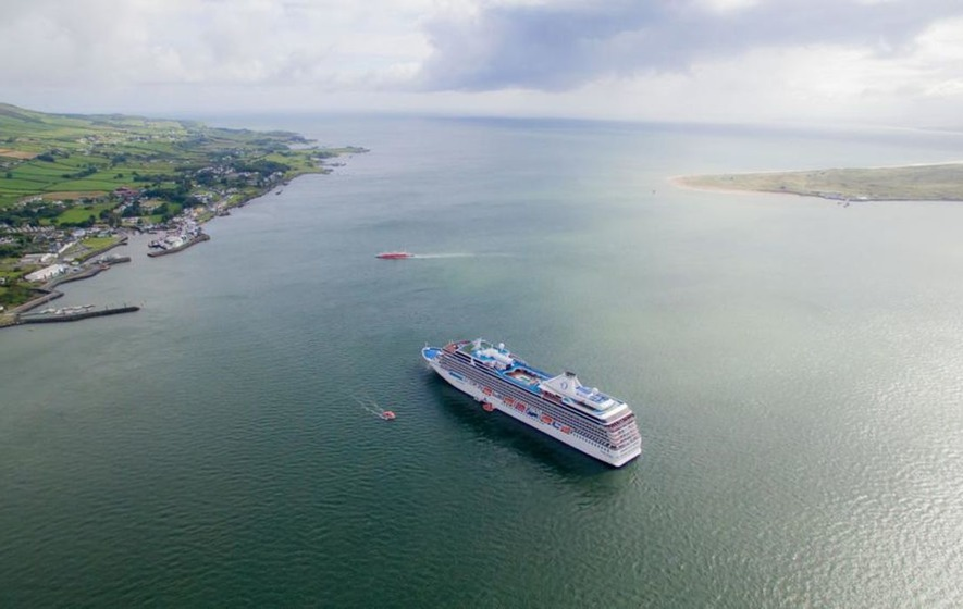 Foyle Port turnover reaches £7m for first time