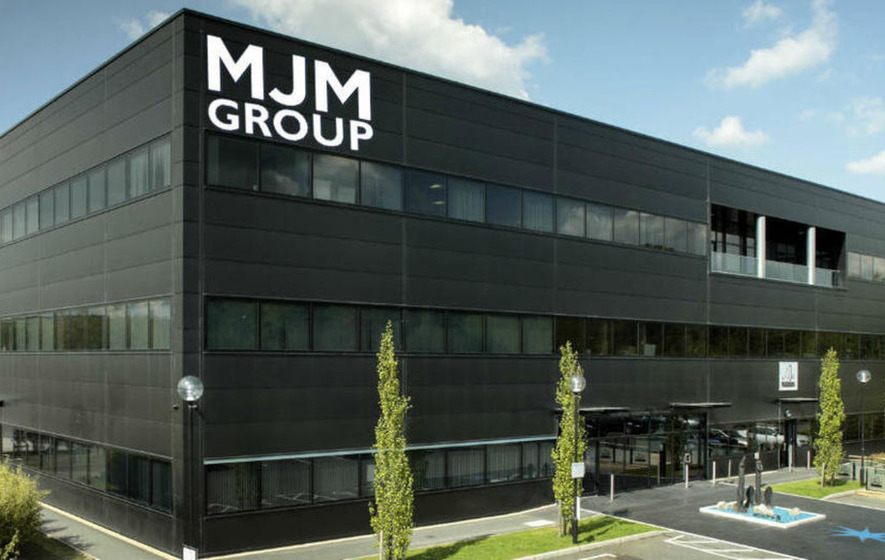 Major sales surges at Newry fit-out group MJM Marine