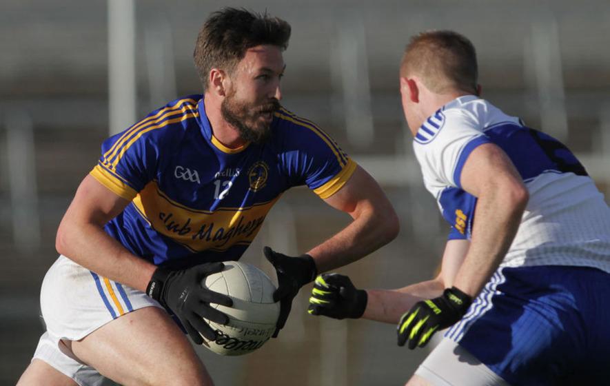 Clann Éireann to go head-to-head with Maghery in Armagh SFC semi-final