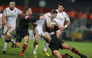 Current Ulster sqaud the strongest I've ever been part of says Darren Cave