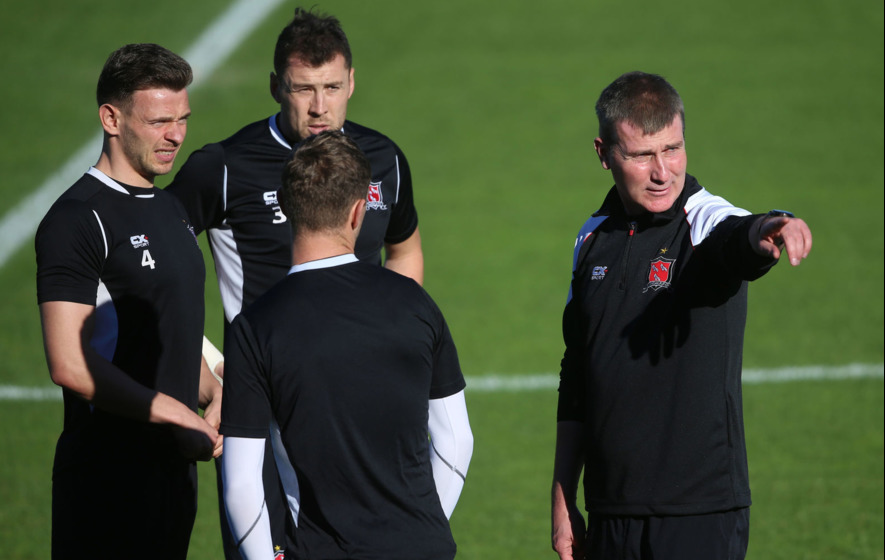 Brendan Crossan: Stephen Kenny making a lasting impression with Dundalk