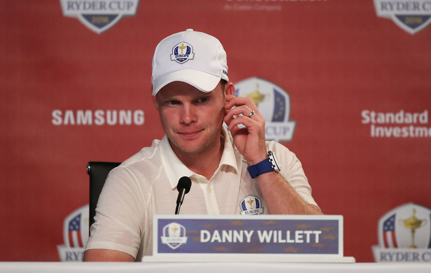 Danny Willett's Ryder Cup is tarnished by his brother's comments