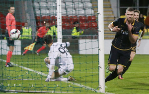 Dundalk make history with Europa League win