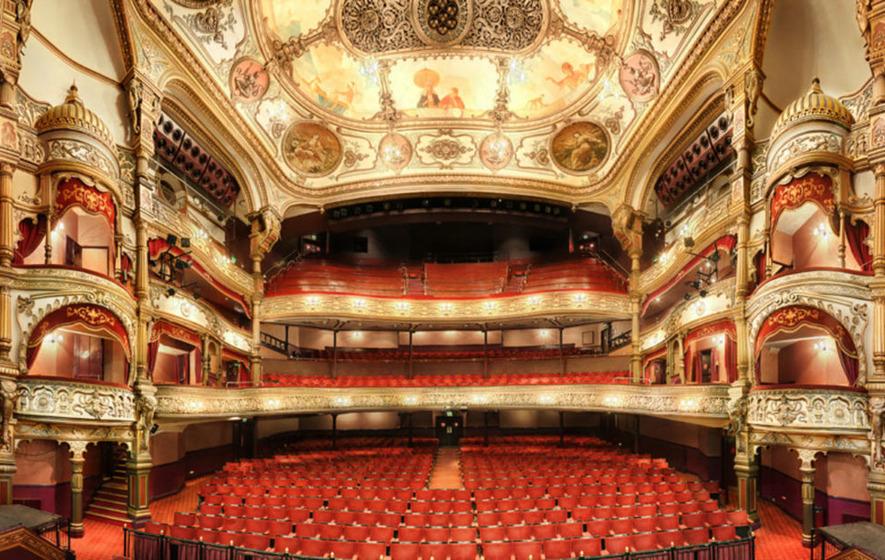 Grand Opera House Belfast Seating Plan Escortsea