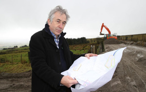 Dalradian mining company asks transport chiefs to abandon historic Co Tyrone route