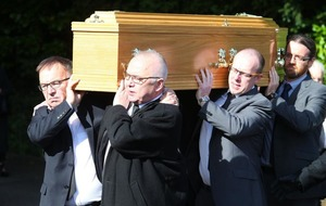 'Perfectionist' broadcaster Paddy O'Flaherty laid to rest