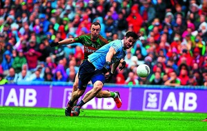 Keith Higgins has his eyes on new memories for Mayo