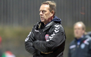 Derry City's Kenny Shiels looking for cup upset agaisnt high-flying Dundalk