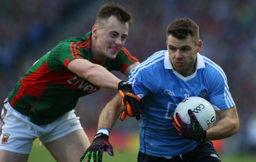 Dublin seal back-to-back All Ireland Titles with one point win over Mayo