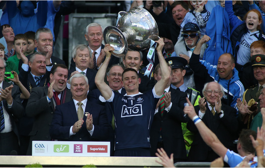 Live Blog: Dublin celebrate after All-Ireland SFC Final win over Mayo