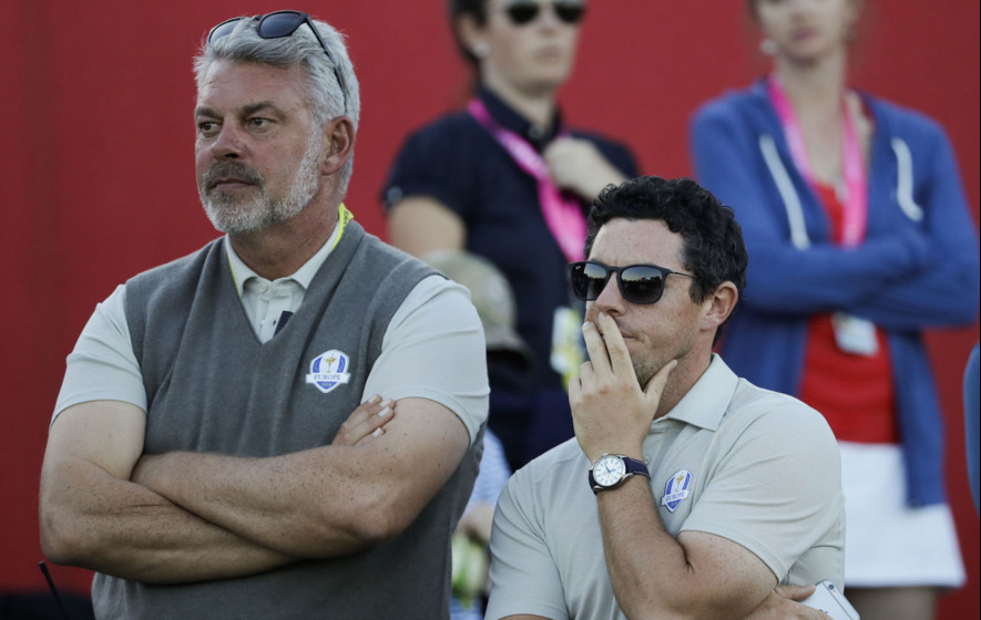 Darren Clarke convinced Europe can still take Ryder Cup victory against USA