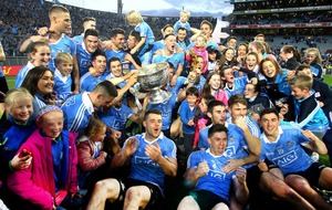 Limited Mayo are overcome by true greats Dublin