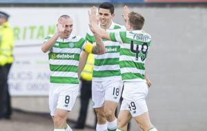 Scott Brown is the complete midfielder insists Celtic boss Brendan Rodgers