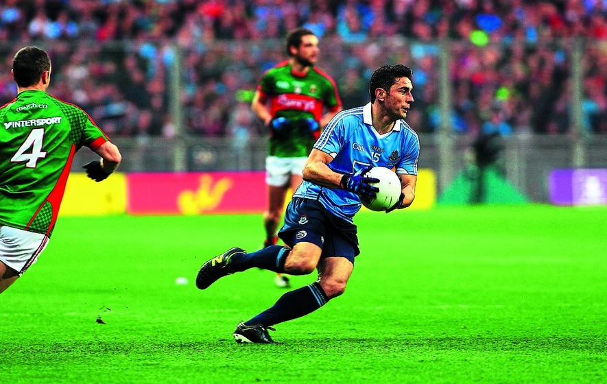 Bernard Brogan basks in after glow of All-Ireland SFC success